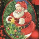 Jolly Santa Cross Stitch Pattern***L@@K***