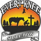 Every Knee Shall Bow Cross Stitch Pattern***L@@K***