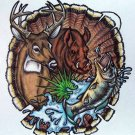 Wild Animal Collage Cross Stitch Pattern***L@@K***