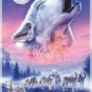 Spirit of the Wolves Cross Stitch Pattern***L@@K***~~ I SEND WORLD-WIDE ~~Free