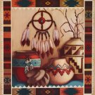 South Western Indian Art Cross Stitch Pattern***L@@K***
