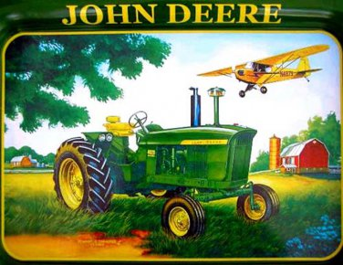 John Deere Cross Stitch Pattern***L@@K***