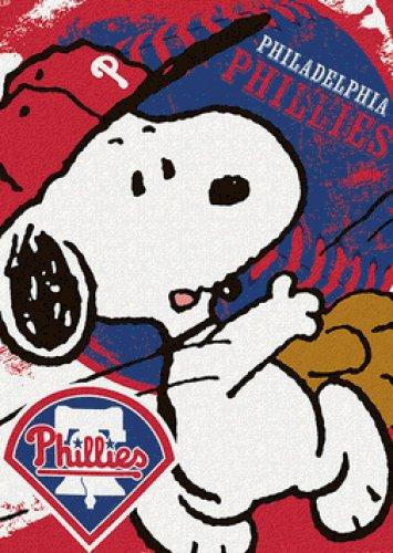 Peanuts Philadelphia Phillies Cross Stitch Pattern***L@@K***