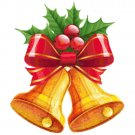 Christmas Bells Cross Stitch Pattern***L@@K***