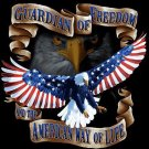 American Way Of Life Cross Stitch Pattern***L@@K***