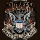 Navy Proud To Have Served Cross Stitch Pattern***L@@K***