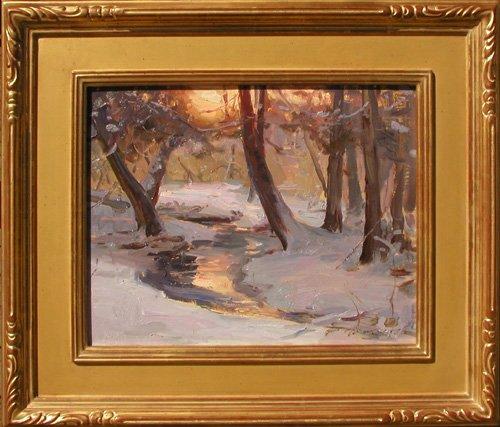 Dan Gerhartz-Winter Creek