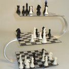 3-D Strato Chess Set