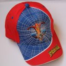 red and blue unisex Hats adjustable Baseball Cap kids children 2pieces