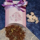 Pink Pillow Box Party Favor with Loose tea