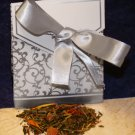Party Favor - Loose Leaf  Tea in Silver or Gold Box