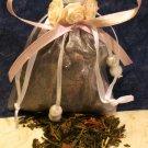 Party Favor - Loose Leaf  Tea in Organza Bag