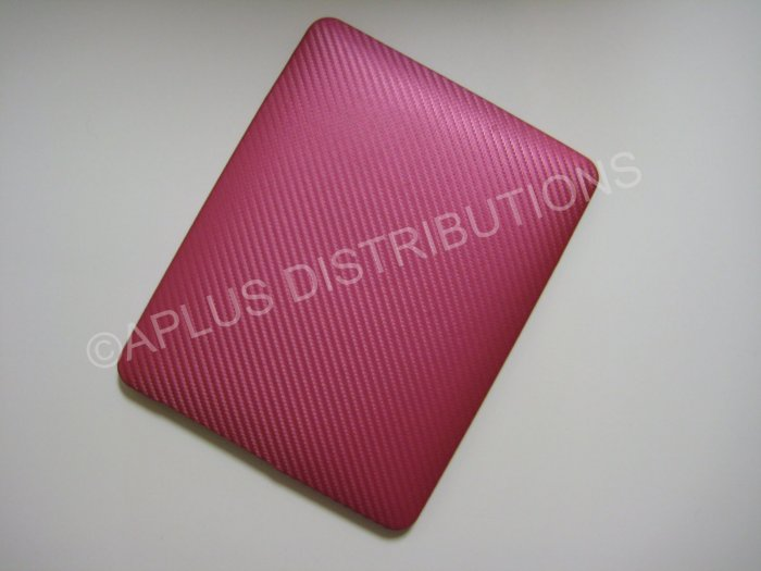 NEW FOR APPLE iPAD SLIDER SOLID PINK