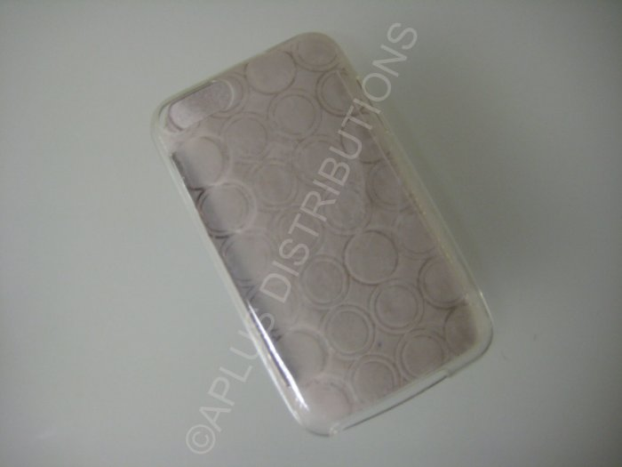 NEW FOR IPOD TOUCH 2ND & 3RD GENERATION TRANSPARENT MULTI-CIRCLES-CLEAR