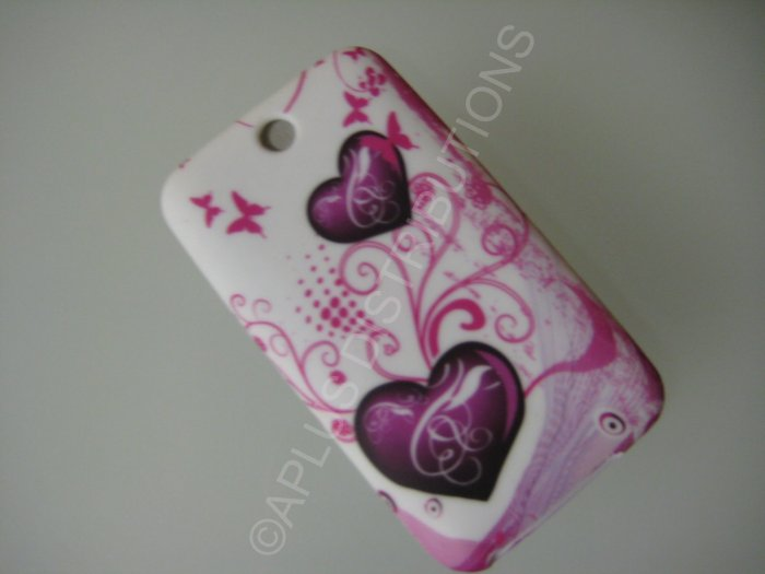 NEW FOR IPOD TOUCH 2nd 3rd GENERATION TWO HEARTS-PINK