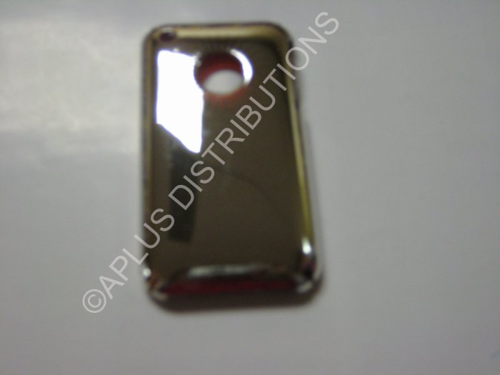New Chrome Sun Design Hard Protective Cover For iPhone 3G 3GS - (0075)