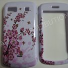 New Pink Cherry Blossom Sml Hard Protective Cover For LG Xenon GR500 - (0008)