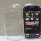 New Clear Transparent Cver Hard Protective Cover For Samsung Messager Touch R630 - (0059)