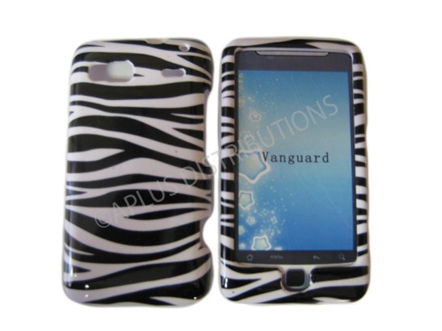 New Zebra Design Hard Protective Case Cover For HTC G2 4G - Vanguard