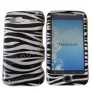 New Zebra Design Hard Protective Case Cover For HTC G2 4G - Vanguard