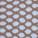 NET(COLOR:TAN)GREAT FOR,AUTO,HOME DECOR,CRAFTS,ETC.