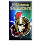 NEW OTTAWA SENATORS NFL HOCKEY SINGLE SWITCH COVER WALL PLATE COVER