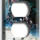 STAR WARS ROGUE ONE STORY JEDI REBELS DUPLEX OUTLET WALL PLATE COVER ROOM DECOR