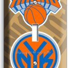 NEW YORK KNICKS NYK NY NBA BASKETBALL SINGLE LIGHT SWITCH WALL PLATE ART COVER