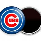 CHICAGO CUBS BASEBALL TEAM FRIDGE REFRIGERATOR MAGNETS SPORTS GAME FAN GIFT IDE