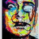 SALVADOR DALI ABSTRACT PHONE TELEPHONE WALL PLATE COVER ART STUDIO BEDROOM DECOR