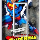 SUPERMAN CARTOON COMICS SINGLE GFCI LIGHT SWITCH WALL PLATE COVER BOYS BEDROOM