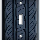 SPORT RACING CAR TRUCK TIRE SINGLE LIGHT SWITCH WALL PLATE COVER MAN CAVE GARAGE