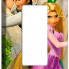 RAPUNZEL FLYNN TANGLED DECORA SINGLE LIGHT SWITCH PLATE GIRLS PLAY ROOM DECOR