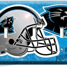 CAROLINA PANTHERS FOOTBALL TEAM TRIPLE LIGHT SWITCH WALL PLATE COVER GARAGE ART