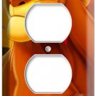 LION KING ADULT SIMBA DISNEY MOVIE 2 HOLE POWER OUTLET WALL PLATE COVER ROOM ART