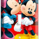 MICKEY MOUSE MINNIE KISSING SINGLE LIGHT SWITCH WALL PLATE COVER KIDS ROOM DECOR