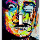 SALVADOR DALI ABSTRACT SINGLE LIGHT SWITCH WALL PLATE COVER NEW ART STUDIO DECOR