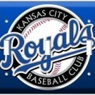 KANSAS CITY ROYALS KC BASEBALL MLB TRIPLE LIGHT SWITCH WALL PLATE COVER SPORT NY
