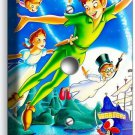 PETER PAN WENDY TINK NEVERLAND LIGHT DIMMER VD CABLE WALL PLATE COVER ROOM DECOR