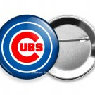 CHICAGO CUBS ILLINOIS BASEBALL TEAM PIN PINBACK BUTTON SPORTS GAME FAN GIFT IDEA
