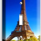 EIFFEL TOWER PARIS LOVE CITY SINGLE LIGHT SWITCH WALL PLATE COVER ROOM ART DECOR