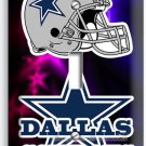 DALLAS COWBOYS NFL FOOTBALL TEAM LOGO SINGLE LIGHT SWITCH WALL PLATE COVER DECOR
