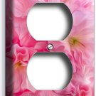 CHERRY BLOSSOM SAKURA FLOWERS CLUSTER DUPLEX OUTLET WALL PLATE HOME DECOR COVER