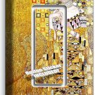 GUSTAV KLIMT ADELE BLOCH GOLD PAINTING SINGLE GFCI LIGHT SWITCH WALL PLATE COVER