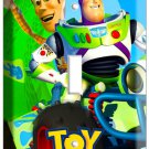 DISNEY TOY STORY 3 RACING WOODY & BUZZ LIGHTYEARS SINGLE LIGHT SWITCH WALL PLATE