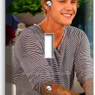 JUSTIN BIEBER SMILE TATTOOS INTERVIEW SINGLE LIGHT SWITCH WALL PLATE COVER TEEN