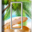 SEE SHELL PEARL PALM BEACH SINGLE GFCI LIGHT SWITCH WALL PLATE COVER HOME DECOR