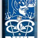 DUKE UNIVERSITY BLUE DEVILS BASKETBALL TEAM PHONE JACK TELEPHONE WALLPLATE COVER