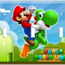 SUPER MARIO YOSHI WII TRIPLE LIGHT SWITCH COVER WALL PLATE GAME ROOM ART DECOR
