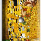 GUSTAV KLIMT THE KISS GOLD PAINTING LIGHT DIMMER CABLE WALL PLATE ROOM ART COVER